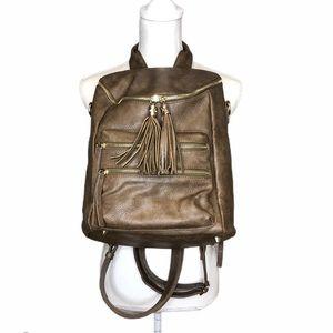 MMS Design Studio Katie Purse Backpack Convertible